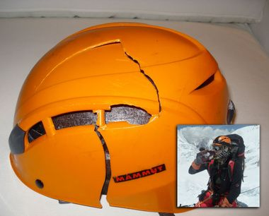Helmets Are Not Dorky: The stupidest reason to get hurt