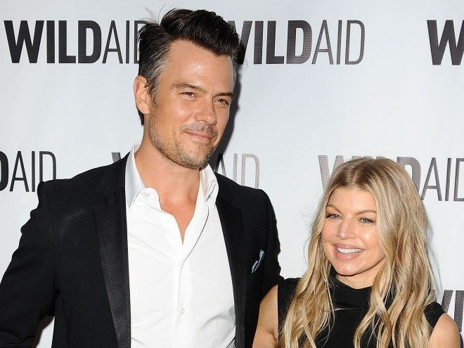 Walk into Fergie and Josh Duhamel's kitchen in the morning and you'll most certainly hear the blender going