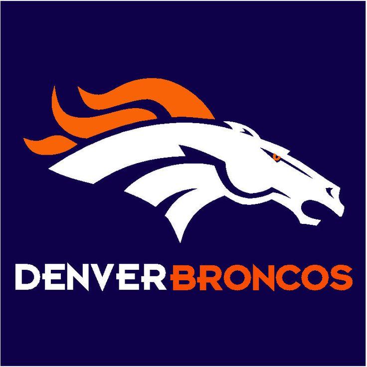 Denver Broncos Logo Wallpaper | Download Logo of denver broncos logo
