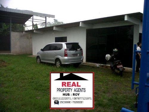GUDANG BALARAJA 1.000 M2 STRATEGIS DEKAT PINTU TOL ( BARU DAN SIAP PAKAI ) Jalan Cariu, Cariu Balaraja » Tangerang » Banten
