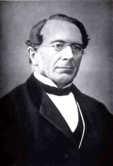 Rudolf von Ihering (22 de agosto de 1818 — 17 de septiembre de 1892), jurista alemán.