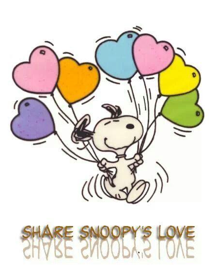 snoopy valentine clipart - photo #50