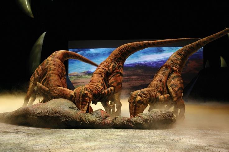 Dinosaurier - Im Reich der Giganten // 31.01.-03.02.2013