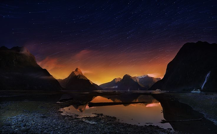 Milford sound2, NZ by Weerapong Chaipuck