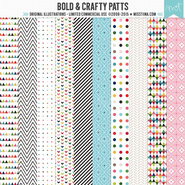 Bold & Crafty Patts ·CU·