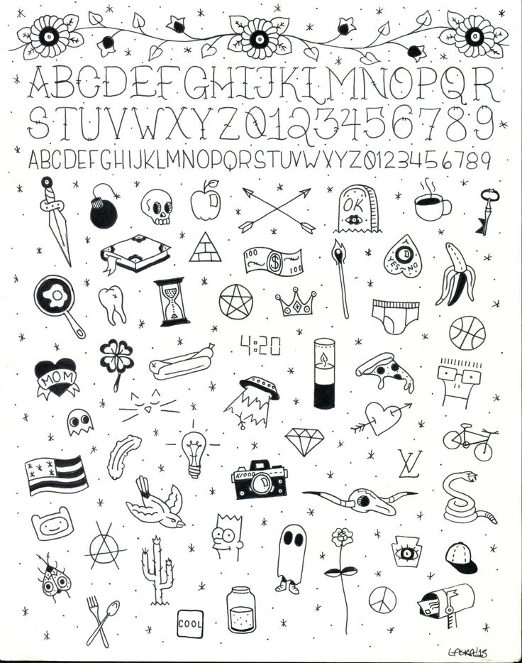 164 best images about stick and poke inspiration on for Small tattoo flash