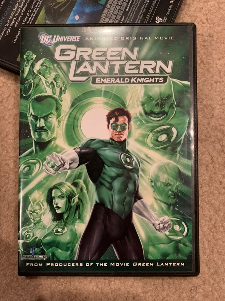 Green Lantern Emerald Knights in 2020 Green lantern