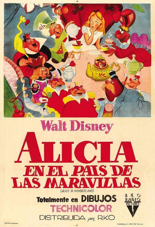 Alicia en el país de las maravillas (1951) tt0043274 CC