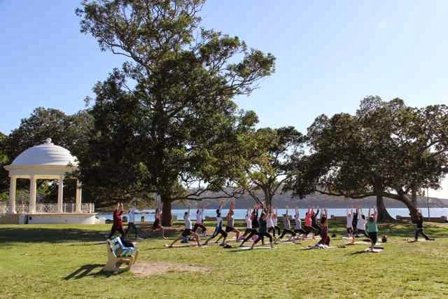 Mosman Yoga Co-op: Balmoral Community Class Free last Sunday of each month