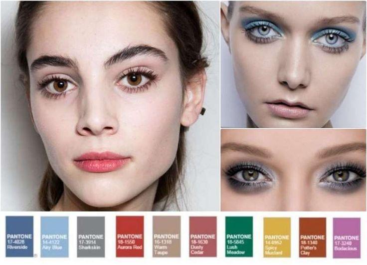 Make up Pantone autunno inverno 2016-2017 - Make up secondo colori Pantone autunno inverno 2016 2017