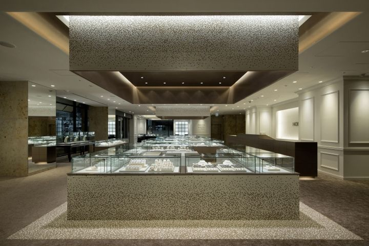 HOEIDO jewellery by Shotaro Sanada, Tokyo - Japan