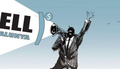 Política en BCN Més - Revistas cultural independiente de Barcelona (Ilustración por Iván Cuadros)