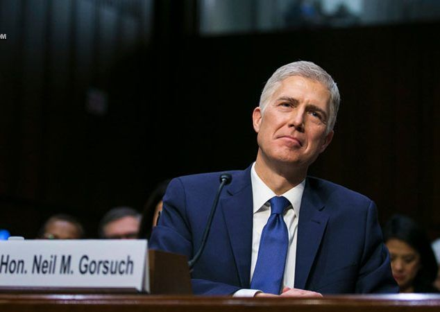 On Brink Of War With Russia, Neil Gorsuch Gets Confirmed As Supreme Court Judge And No One Cares
