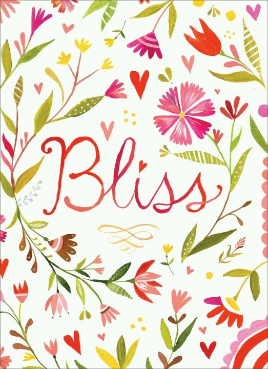 Bliss from inside :) http://www.tm-women.org/benefits-emotions-happiness.html
