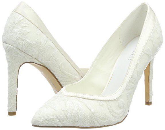 Menbur Wedding Damen Giovanna Pumps Amazon De Bekleidung