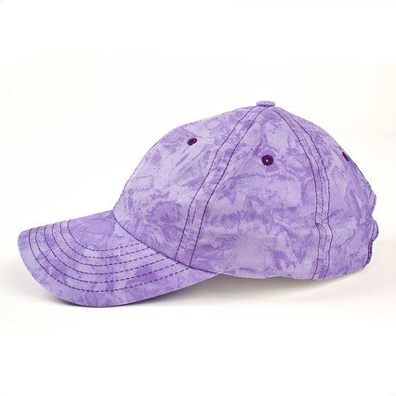 Baseball Cap For Women Purple Cute Baseball Caps by madcapz
