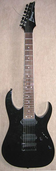 I like it.  I like it a lot.Custom Guitar, Sevenstr Electric, Seven Str Electric, String Guitar, Sevenstr Guitar, Ibanez Gio, Electric Guitars, Ibanez 7 String, Guitar Add