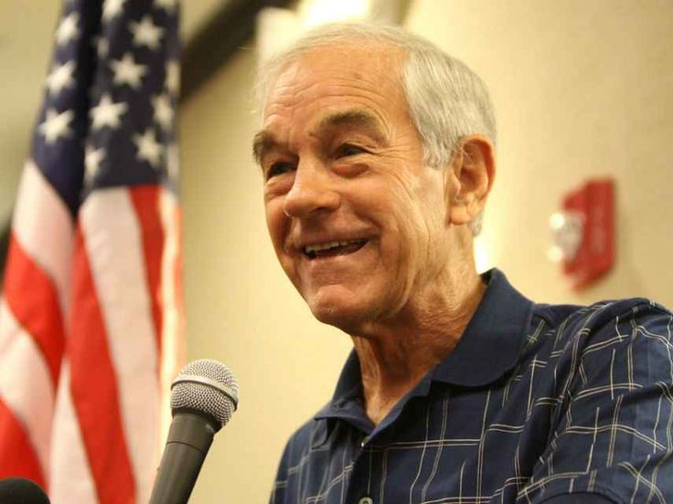 Ron Paul: A Popular Libertarian Candidate in 2020 Is 'Very Possible' The former 1988 Libertarian nominee and 2008 and 2012 Republican candidate for president says Trump is just a temporary setback for the libertarian moment
