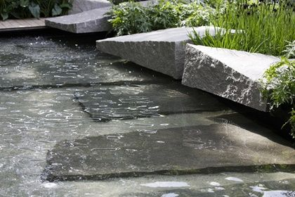 The Daily Telegraph Garden, by Swedish landscape architect Ulf Nordfjell