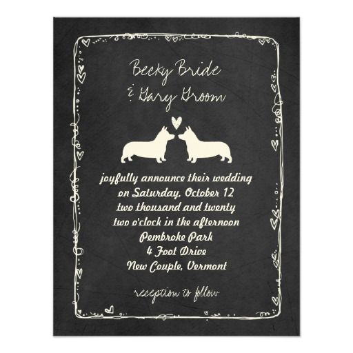 Welsh Wedding Invitations: 17 Best Images About Chalkboard Save The Date Invitations