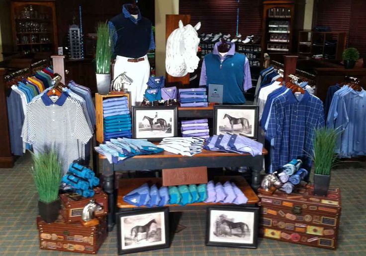 (A través de CASA REINAL) >>>>  Men's Pro Shop Display | Retail Revolutions