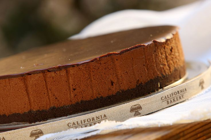 Thanksgiving - Chocolate mousse cake