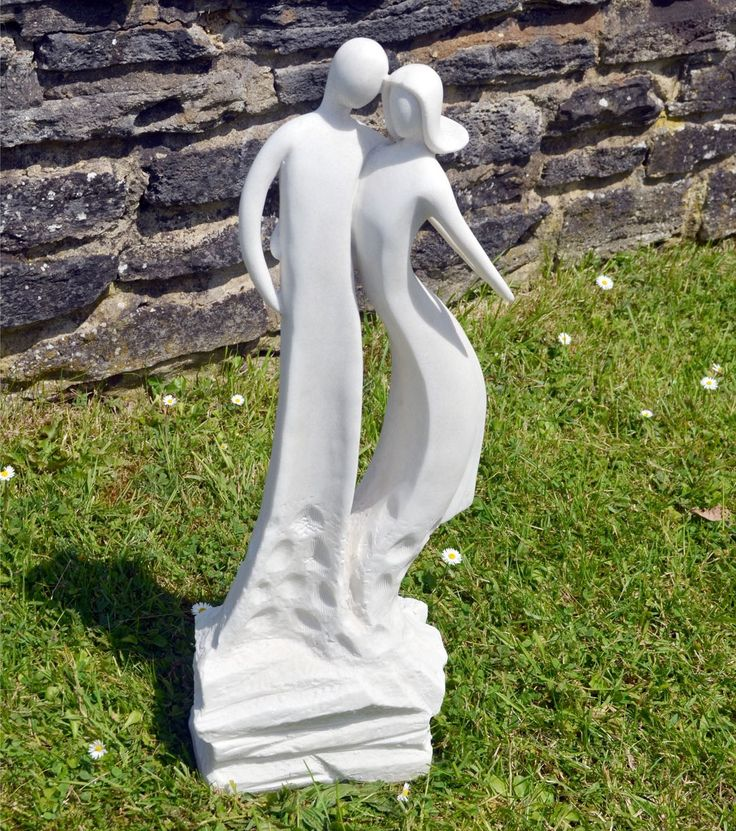 View The First Love Modern Garden Statue   Large Contemporary Sculpture. Or  See Our Full Range Of Exquisite Unique To Statues U0026 Sculptures Online.