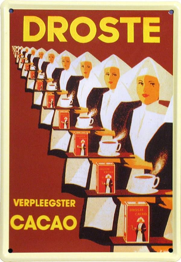 Droste - Verpleegsters Cacao