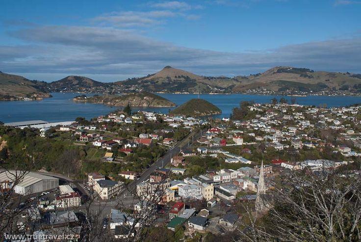 Nový Zéland, Dunedin   Port Chalmers