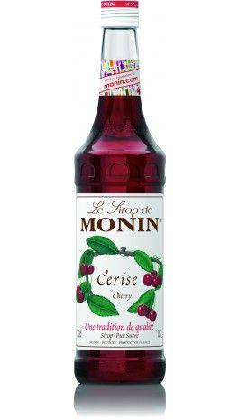 Monin Kirsebær Sirup 70 cl. 70,-