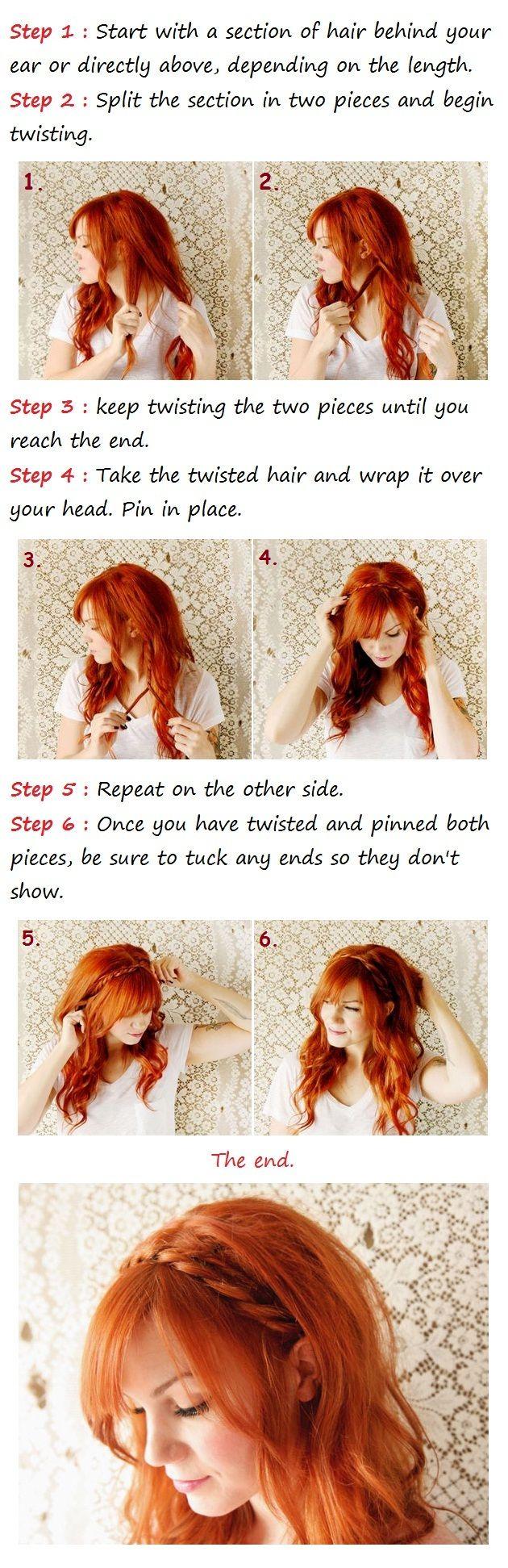 hair idea one