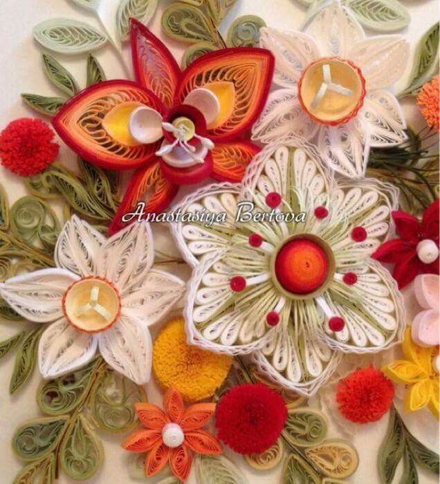 Kitchen Set Quilling: 526 Best Images About Quilling On Pinterest