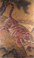 Lot N° 409 Tao Yi - Tiger China, Ming Dynasty, 15th Century