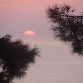 Sunset in Ana Capri, Italy: Isle, Sunsets, Vacations, Capri Italy