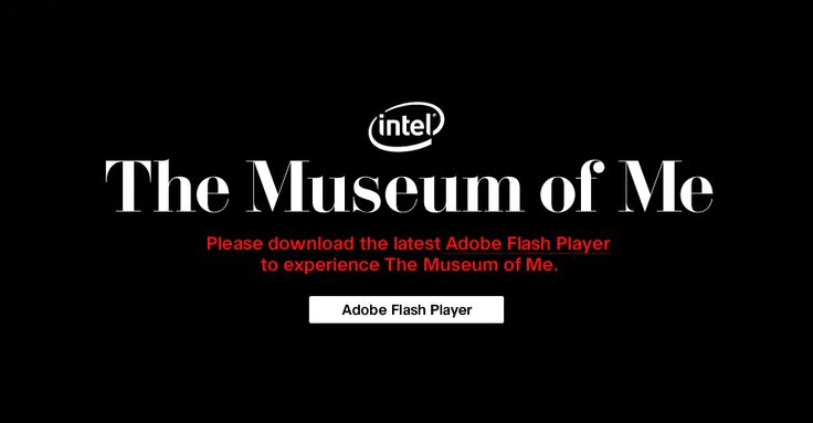 The Museum of Me links to your Facebook and creates a museum of your life using photos, videos, and status updates.