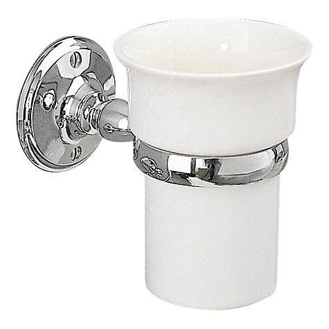 Buy Miller Stockholm Ceramic Tumbler And Holder Online At Johnlewis.com