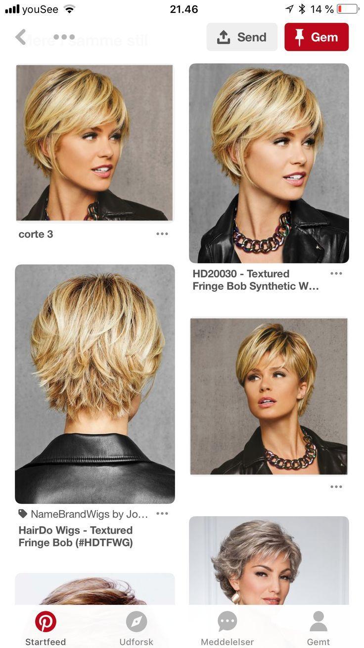 Obtenez un nouveau style avec les coiffures courtes les plus pratiques – Heels News – CrochetingNeedles … – Coiffure Blog
