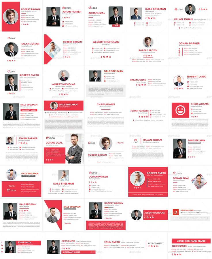 """Check out my @Behance project: """"Design ClickAble Email Signature"""" https://www.behance.net/gallery/52816133/Design-ClickAble-Email-Signature"""