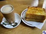 Portuguese coffee - galao