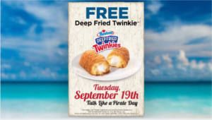 FREE Deep Fried Twinkie at Long John Silver's on http://www.icravefreebies.com/