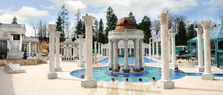 Hotel Aphrodite Palace **** - Kúpele Rajecké Teplice