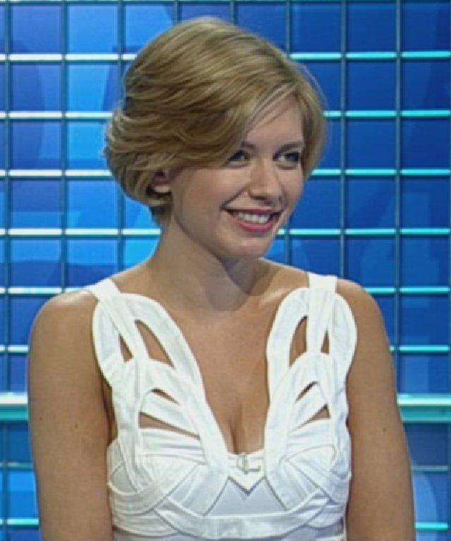Rachel Riley Wasn't Thrilled Her Haircut Either