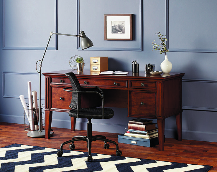 Realspace Picadilly Writing Desk Add Character To Your