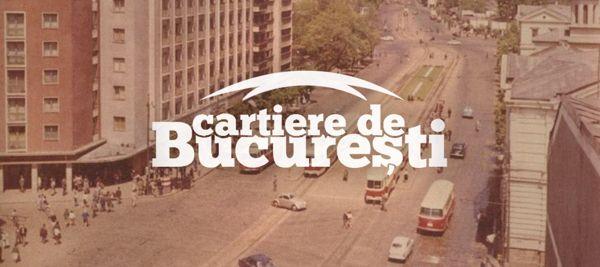 Bucharest Hoods by Tea Tomescu, via Behance