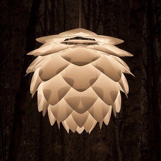 Design Belysning AS - VITA Silvia Lampeskjerm Hvit - Taklamper - Innebelysning