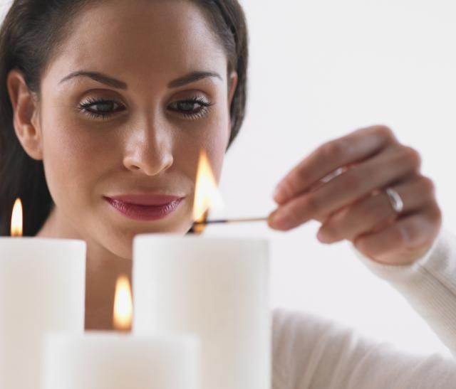 How To Hold a Solo Imbolc Candle Ritual: Imbolc is a festival of light -- celebrate it with candles and flames!