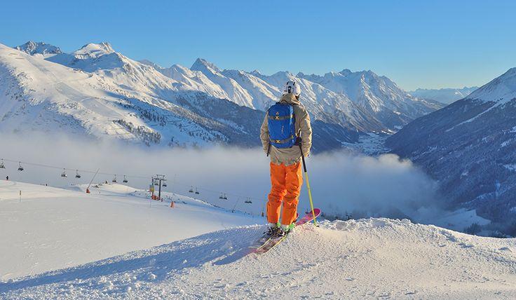 Größtes Skigebiet Österreichs Neue Liftanlagen machen Lech, Zürs, Stuben, St. Anton und St. Christoph am Arlberg ab Dezember zum größten zusammenhängenden Skigebiet Österreichs.