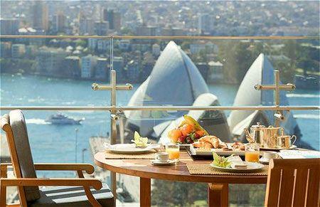 InterContinental Hotel Sydney, Australia (Nov. 2003)