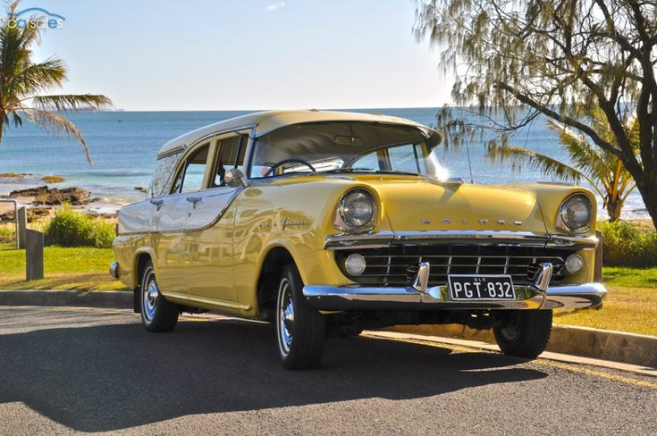 1960 Holden FB Special Wagon. Very original.