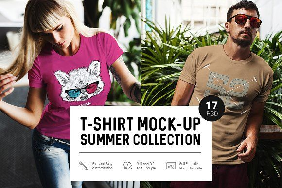 Download T Shirt Mock Up Summer Collection Summer Collection Shirt Mockup Mocking